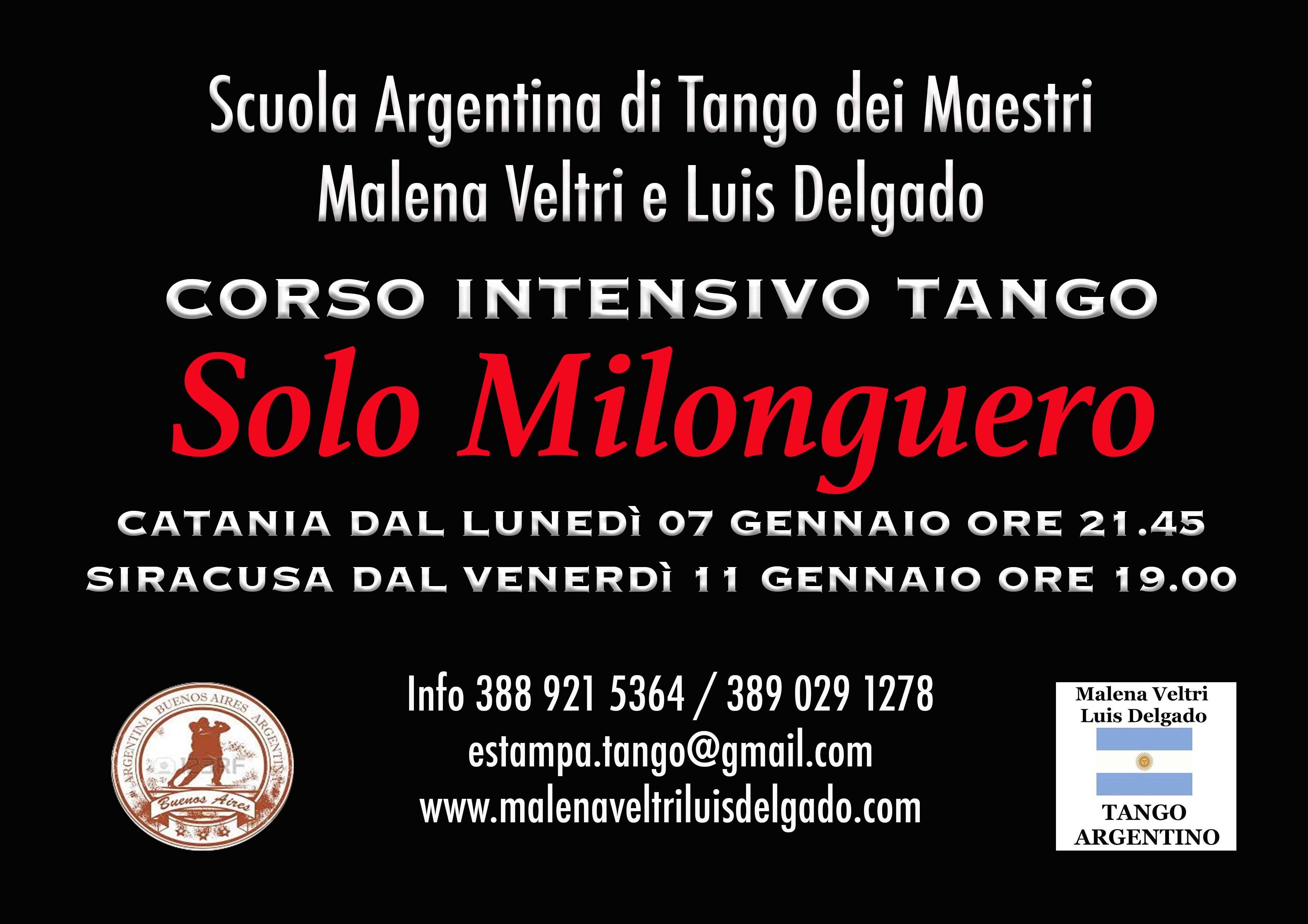 TangoMilonguero
